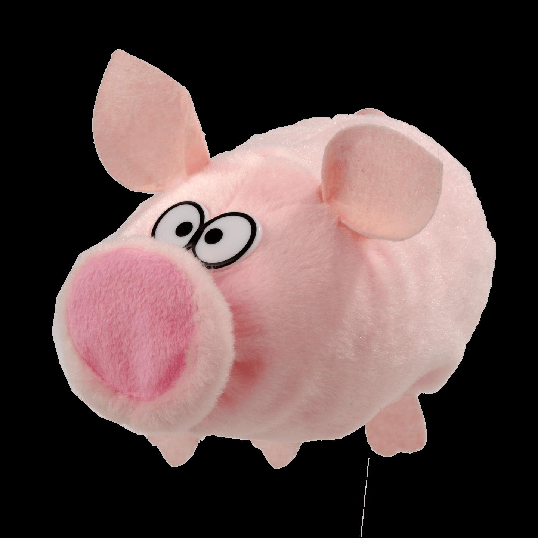 Новогодний подарок Свинка Пуффи стоимостью 350 руб. и весом 450 гр.