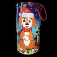 Новогодний подарок Хоровод стоимостью 500 руб. и весом 900 гр.