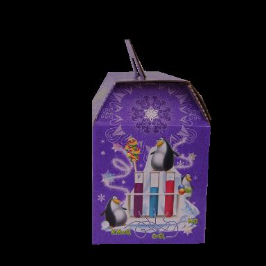 Новогодний подарок Лаборатория стоимостью 950 руб. и весом 1900 гр.