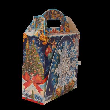Новогодний подарок Очарование стоимостью 400 руб. и весом 850 гр.