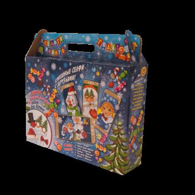 Новогодний подарок Удачное фото стоимостью 850 руб. и весом 1200 гр.