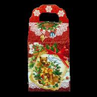 Новогодний подарок Морозные кружева стоимостью 600 руб. и весом 800 гр.