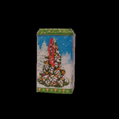 Новогодний подарок Чемпион стоимостью 750 руб. и весом 900 гр.