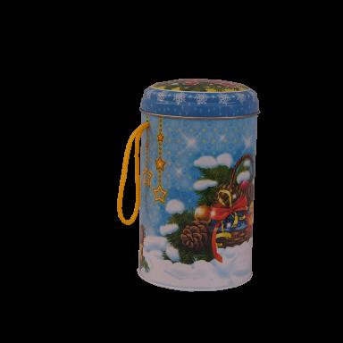Новогодний подарок Лаки стоимостью 300 руб. и весом 300 гр.
