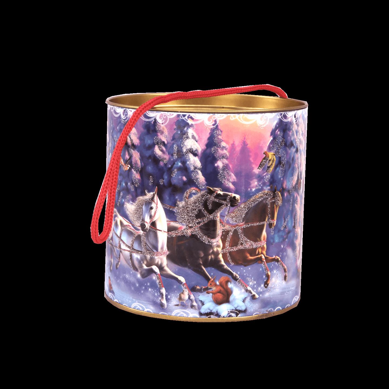 Новогодний подарок Туба Дед Мороз стоимостью 350 руб. и весом 450 гр.