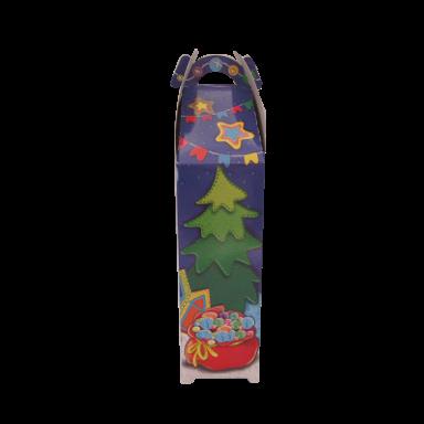 Новогодний подарок Бим стоимостью 200 руб. и весом 450 гр.