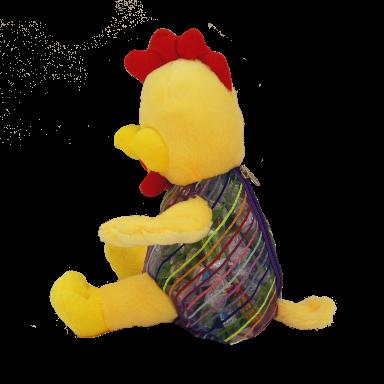 Новогодний подарок Цыпленок радужный стоимостью 900 руб. и весом 800 гр.
