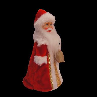 Новогодний подарок Дед Мороз стоимостью 1350 руб. и весом 1000 гр.