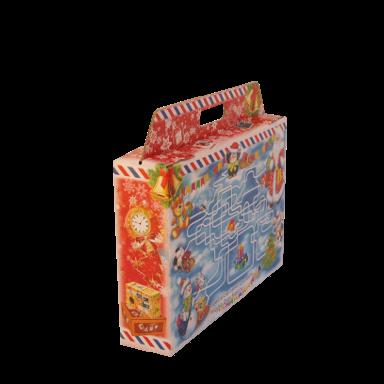 Новогодний подарок Авиапочта стоимостью 450 руб. и весом 1000 гр.