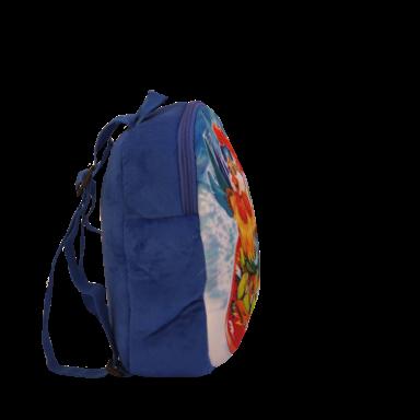 Новогодний подарок Рюкзак синий стоимостью 750 руб. и весом 700 гр.