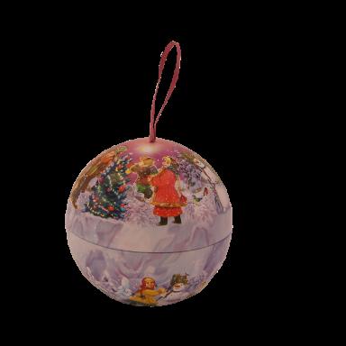 Новогодний подарок Новогодний шар. стоимостью 350 руб. и весом 350 гр.