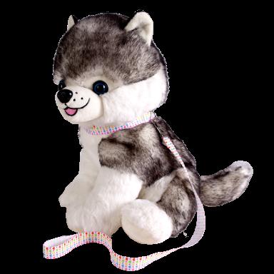 Новогодний подарок Хатико стоимостью 850 руб. и весом 700 гр.