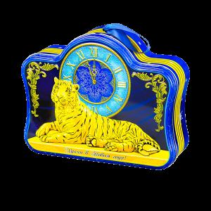 Новогодний подарок Время тигра стоимостью 1500 руб. и весом 1000 гр.