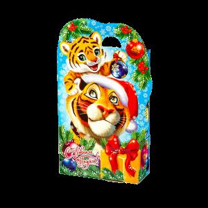 Новогодний подарок Джунгли зовут стоимостью 1000 руб. и весом 1300 гр.