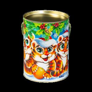 Новогодний подарок Тройняшки стоимостью 500 руб. и весом 500 гр.