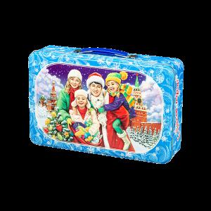 Новогодний подарок Семейный очаг стоимостью 1000 руб. и весом 1000 гр.