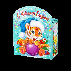 Новогодний подарок Новогоднее пожелание стоимостью 450 руб. и весом 1000 гр.
