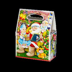Новогодний подарок Забавы стоимостью 160 руб. и весом 400 гр.