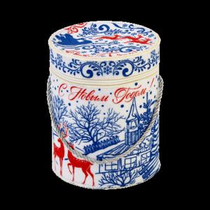 Новогодний подарок Туба Волшебница зима стоимостью 1000 руб. и весом 900 гр.