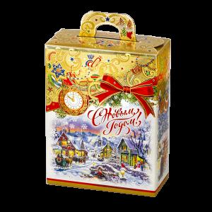 Новогодний подарок Волшебные часы стоимостью 500 руб. и весом  гр.