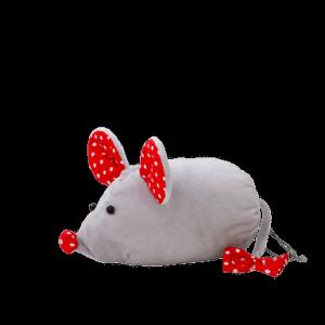 Новогодний подарок Мышка-норушка стоимостью 350 руб. и весом 450 гр.