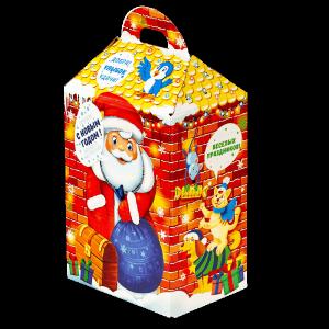 Новогодний подарок Теремок стоимостью 550 руб. и весом 800 гр.