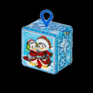 Новогодний подарок Дружба стоимостью 500 руб. и весом 500 гр.