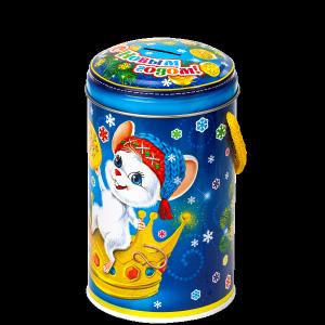 Новогодний подарок Коплю на мечту целый год стоимостью 400 руб. и весом 350 гр.