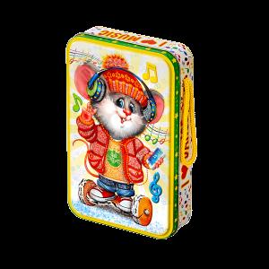 Новогодний подарок Крутышка Чипс стоимостью 300 руб. и весом  гр.