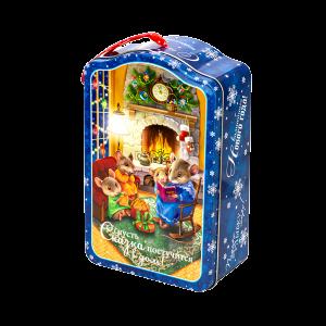 Новогодний подарок У камина стоимостью 1250 руб. и весом  гр.