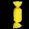 Конфеты жевательные Тоффи лимон Михаэлла