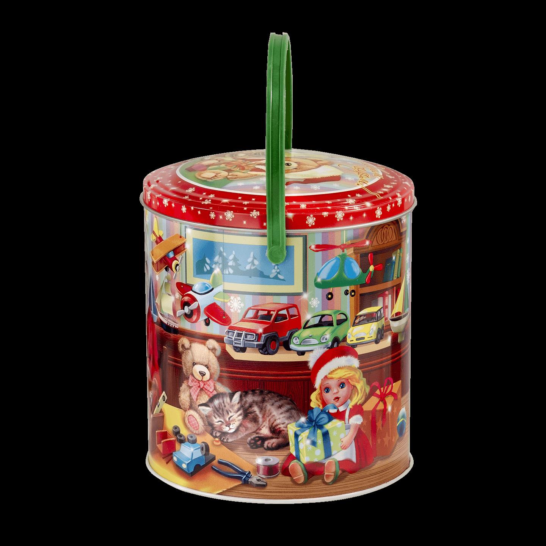 Новогодний подарок Мастерская Деда Мороза стоимостью 650 руб. и весом 1000 гр.