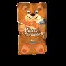 Печенье Мишка-топтыжка вкус сгущенки  25 гр Объединенные Кондитеры