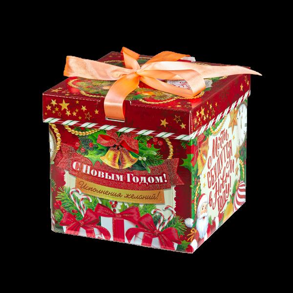 Новогодний подарок Корпоративный стоимостью 1050 руб. и весом 900 гр.