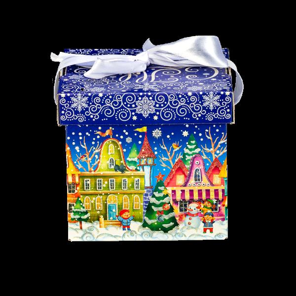 Новогодний подарок Магия зимы стоимостью 600 руб. и весом 500 гр.