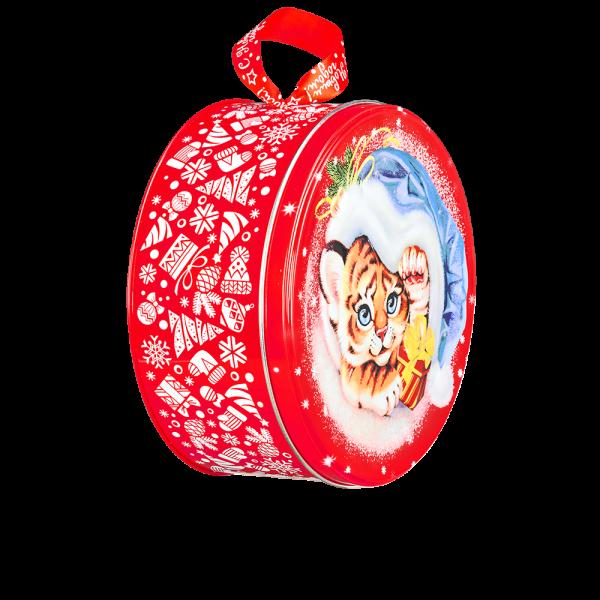 Новогодний подарок Малыш Энди стоимостью 680 руб. и весом 500 гр.