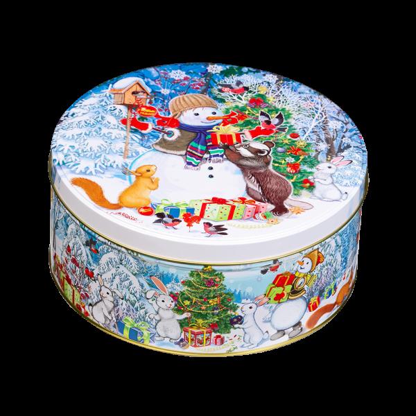 Новогодний подарок Помощник Деда Мороза стоимостью 610 руб. и весом 500 гр.