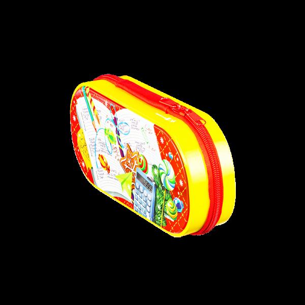 Новогодний подарок Пенал Тигрята стоимостью 580 руб. и весом 300 гр.