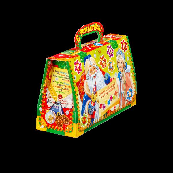 Новогодний подарок Тигриные шалости стоимостью 360 руб. и весом 500 гр.