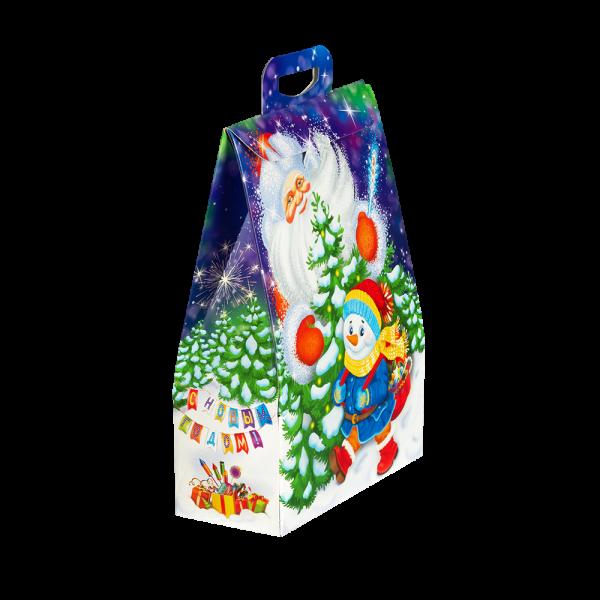 Новогодний подарок Ледяной посох стоимостью 680 руб. и весом 1200 гр.