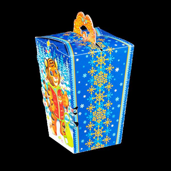 Новогодний подарок Снежный лес стоимостью 290 руб. и весом 500 гр.