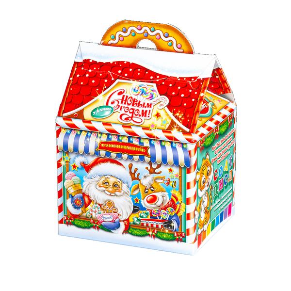 Новогодний подарок Лавка желаний стоимостью 240 руб. и весом 400 гр.