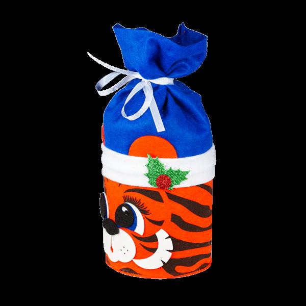 Новогодний подарок Тубус Любимчик стоимостью 599 руб. и весом 800 гр.