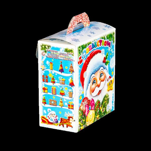 Новогодний подарок Загадки зимы стоимостью 299 руб. и весом 700 гр.