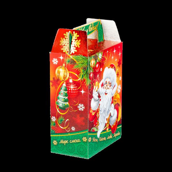 Новогодний подарок За окном стоимостью 225 руб. и весом 500 гр.