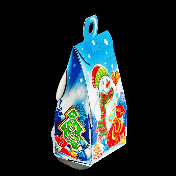 Новогодний подарок Загадай желание стоимостью 250 руб. и весом 300 гр.