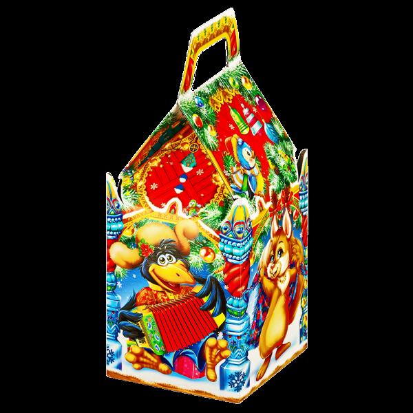Новогодний подарок Лесная полянка стоимостью 200 руб. и весом 500 гр.