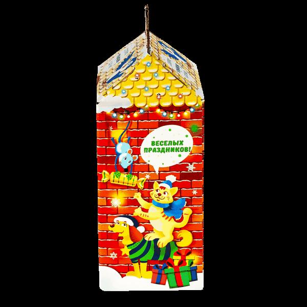 Новогодний подарок В гостях у Деда Мороза стоимостью 550 руб. и весом 800 гр.