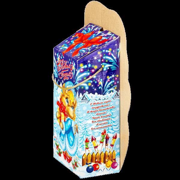 Новогодний подарок Буян стоимостью 520 руб. и весом 1000 гр.