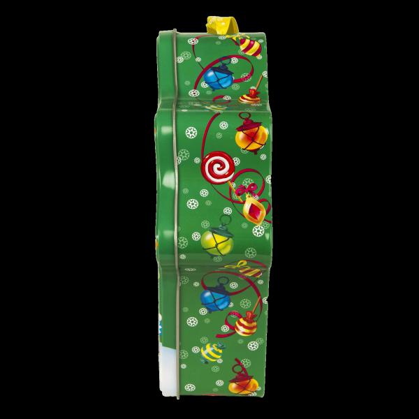 Новогодний подарок Домик стоимостью 850 руб. и весом 900 гр.